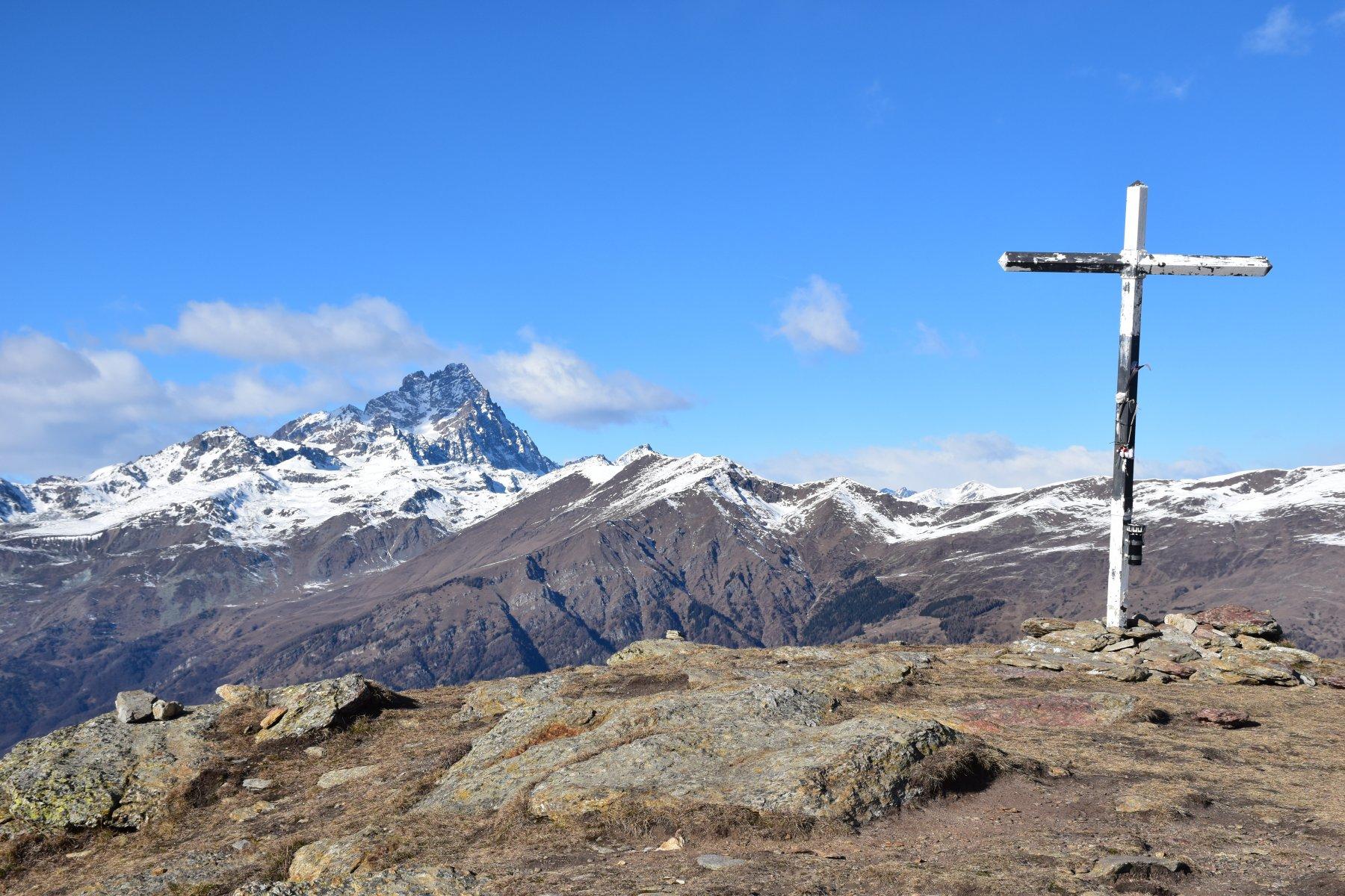 Monte Birrone 2131 mt. e Monviso