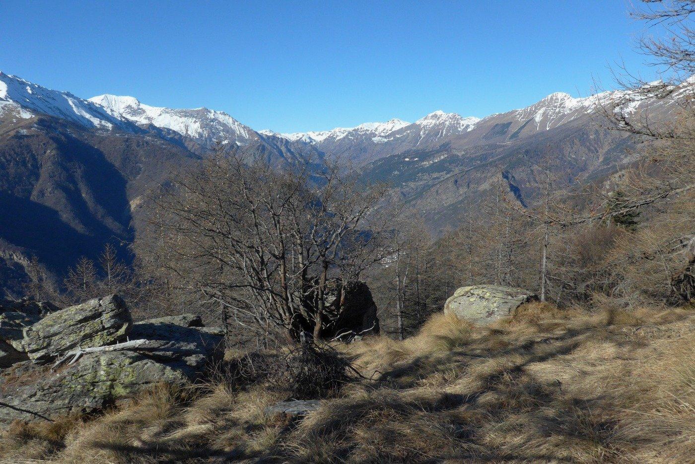 Tutta l'alta Val Chisone