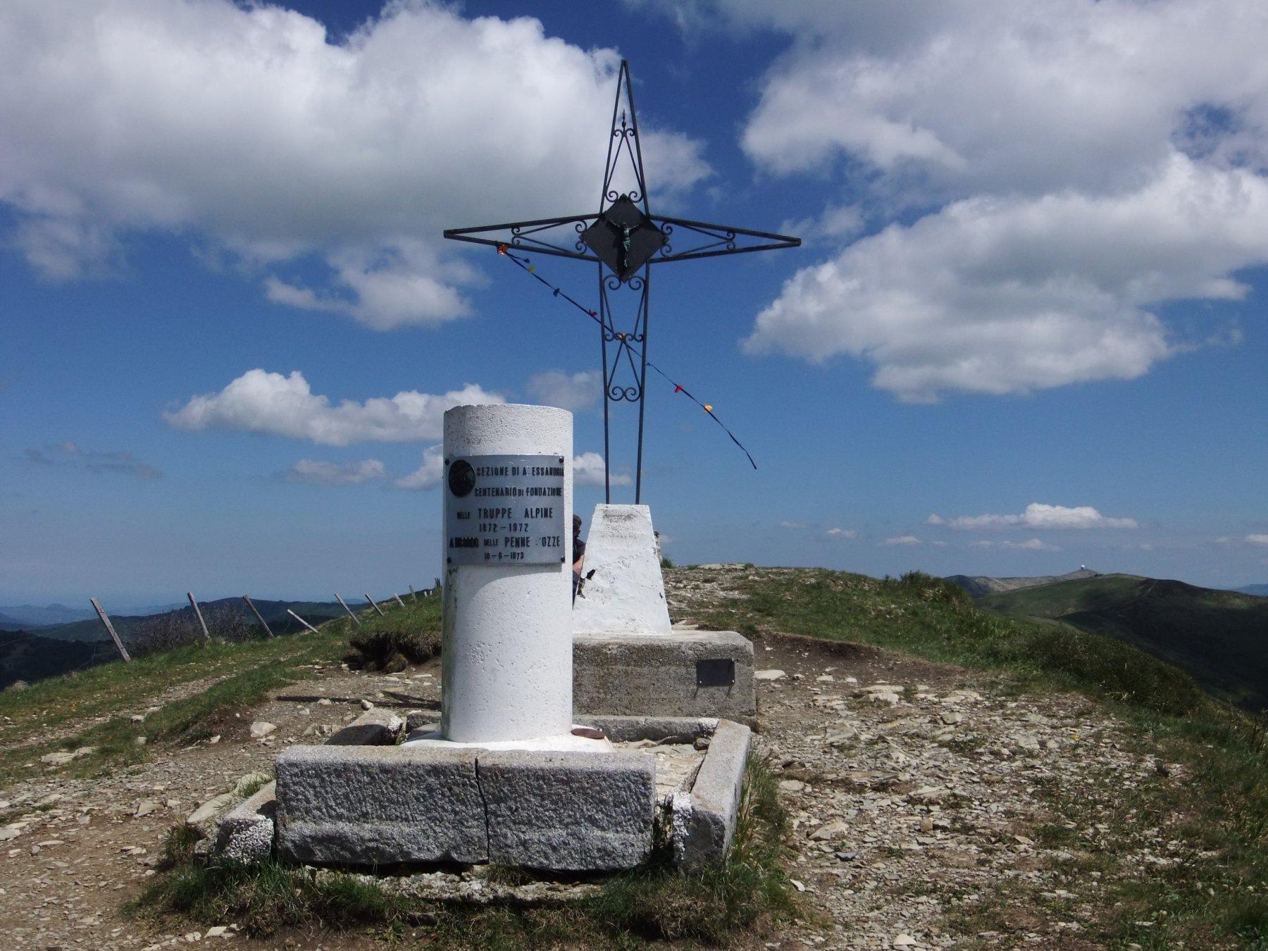 Ebro (Monte) da Aie di Cosola 2020-04-13