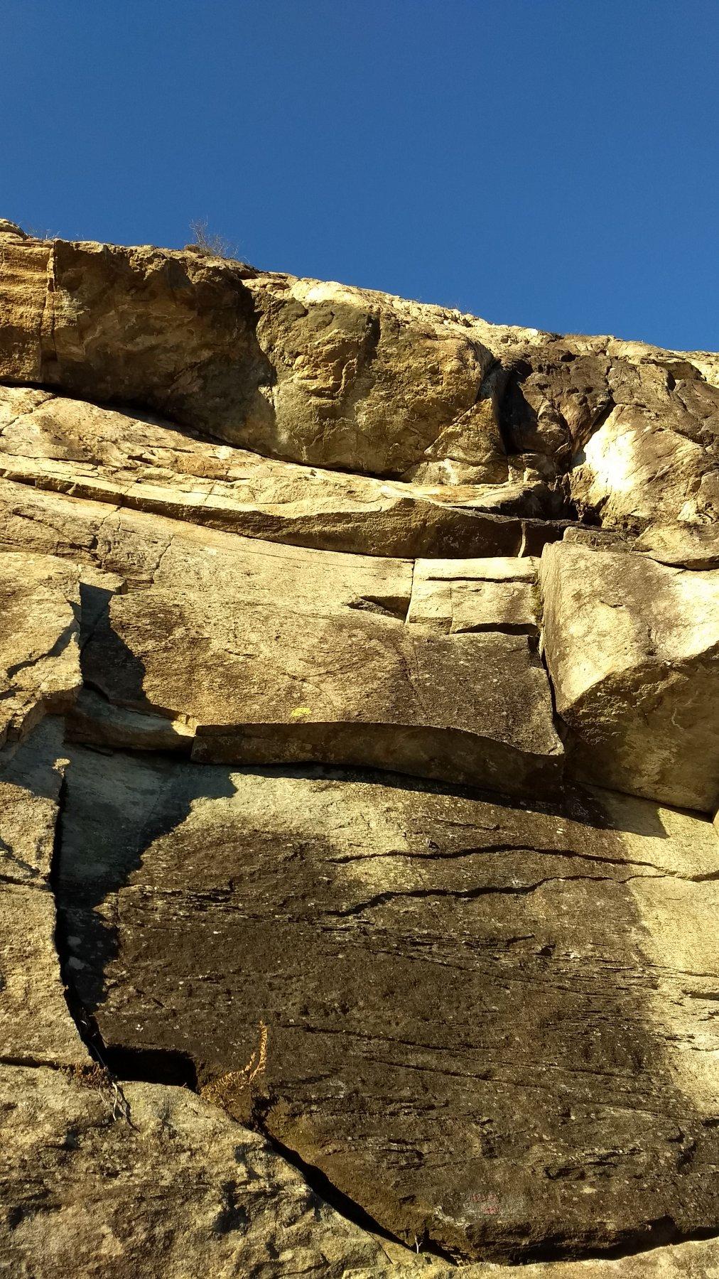 Partenze boulderose