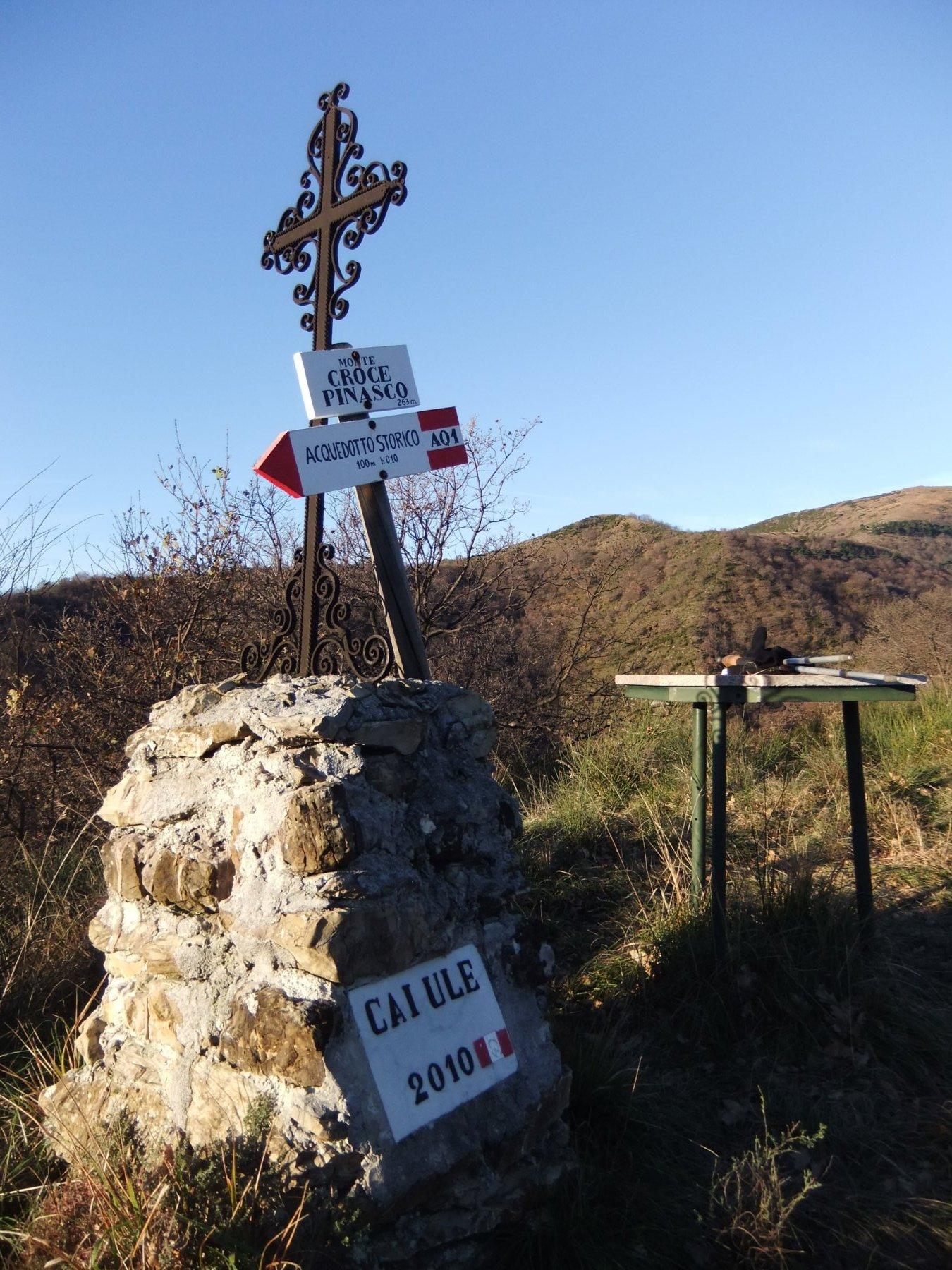 Monte Croce di Pinasco