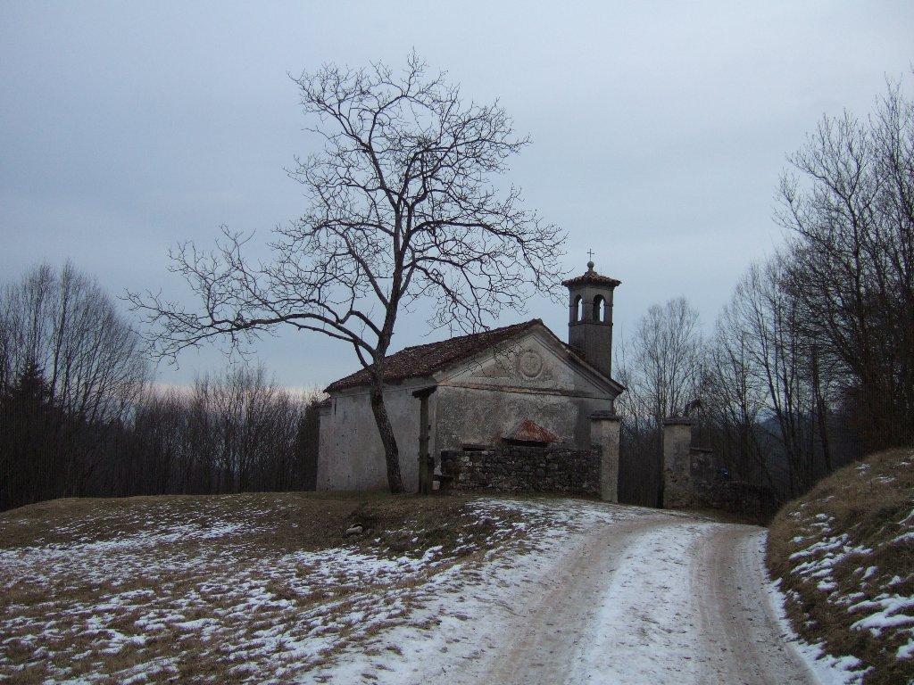 antica chiesetta di San Martino