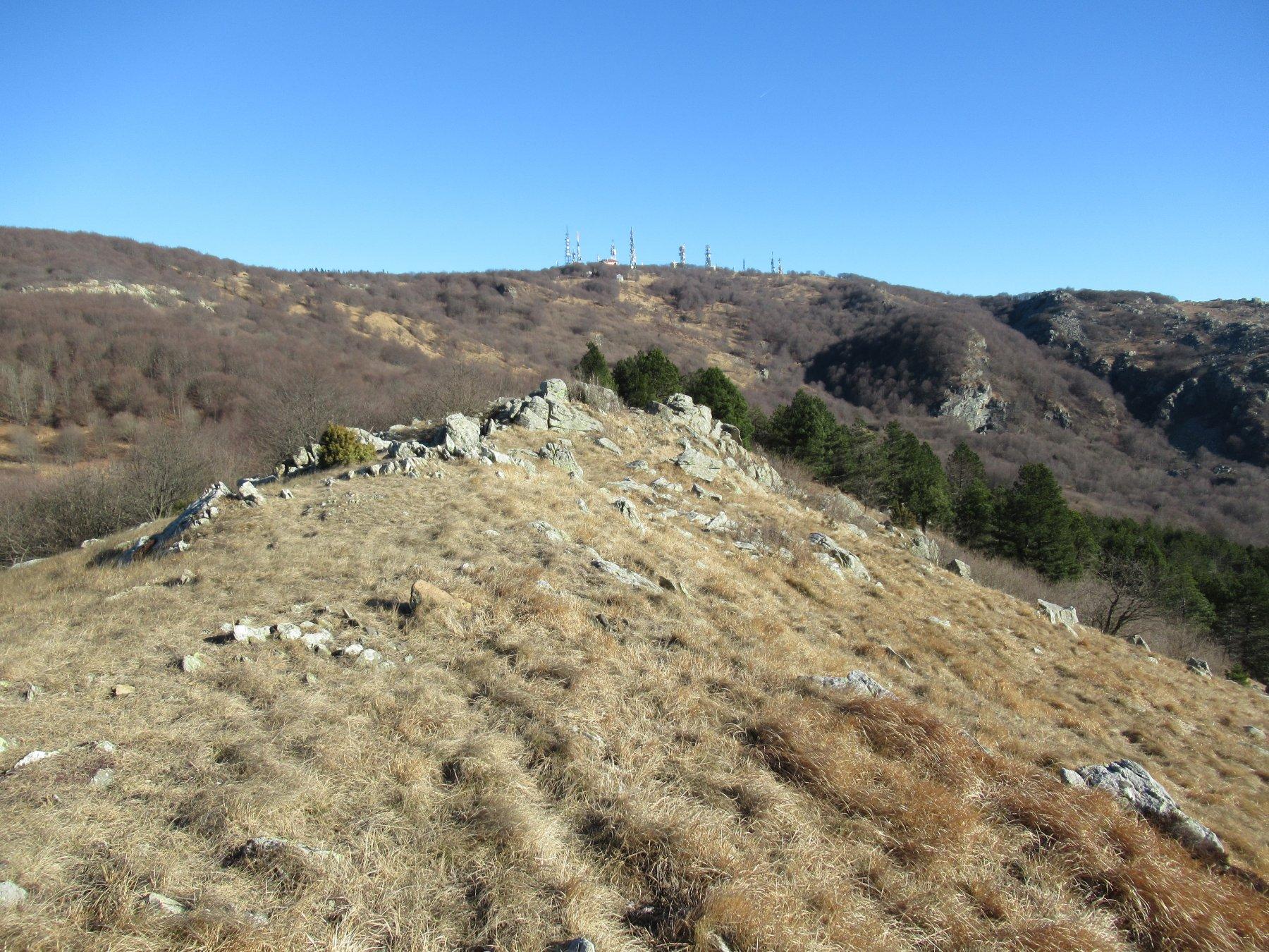 Il Beigua dal Monte Cavalli (m.1142).