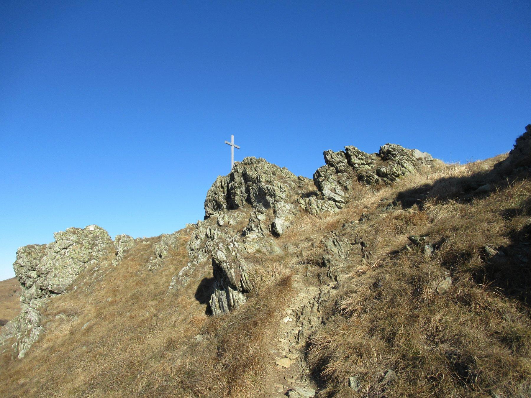 Monte Sciguello (m.1103).