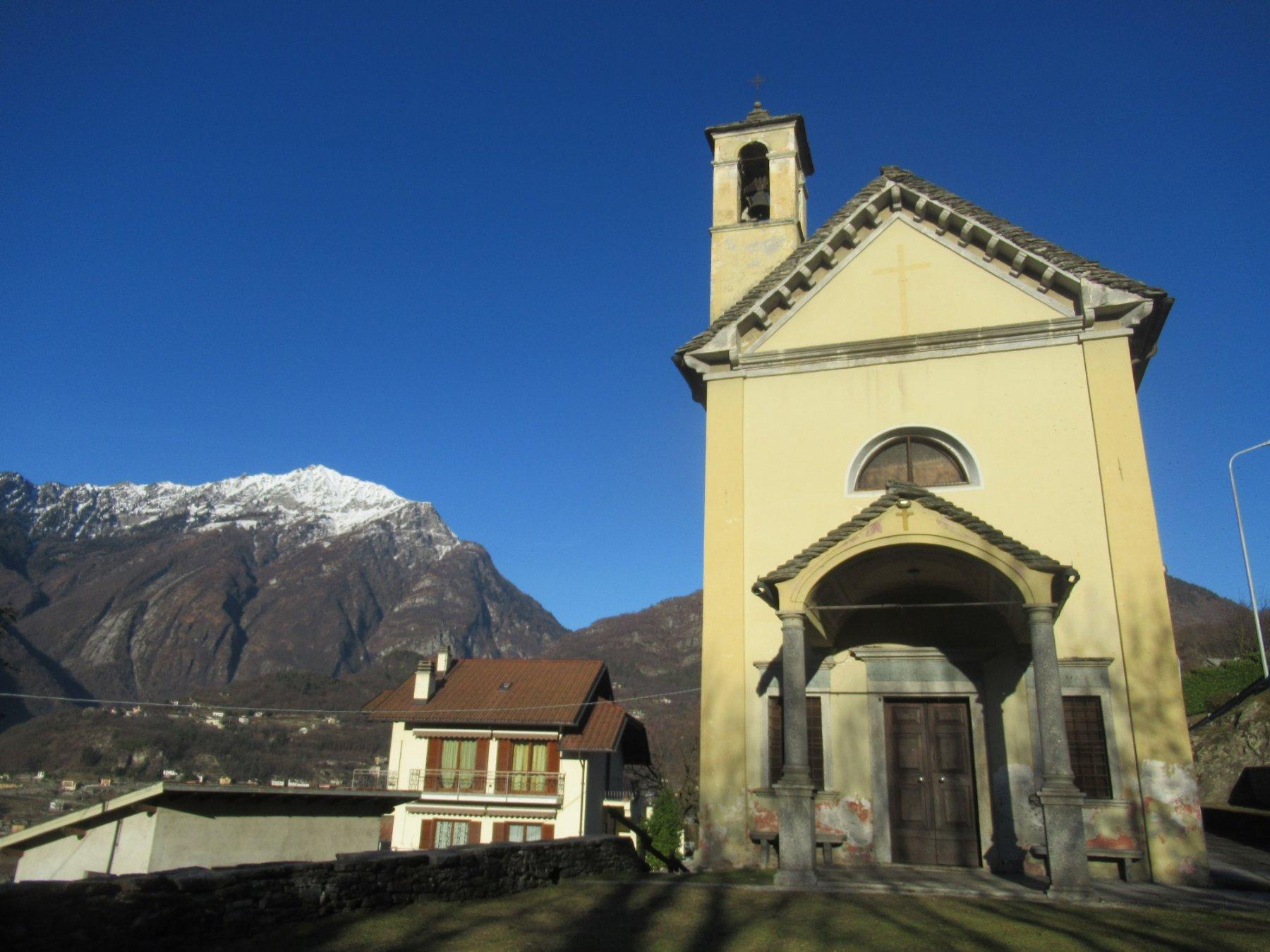 L'oratorio di San Giuseppe a Pontetto
