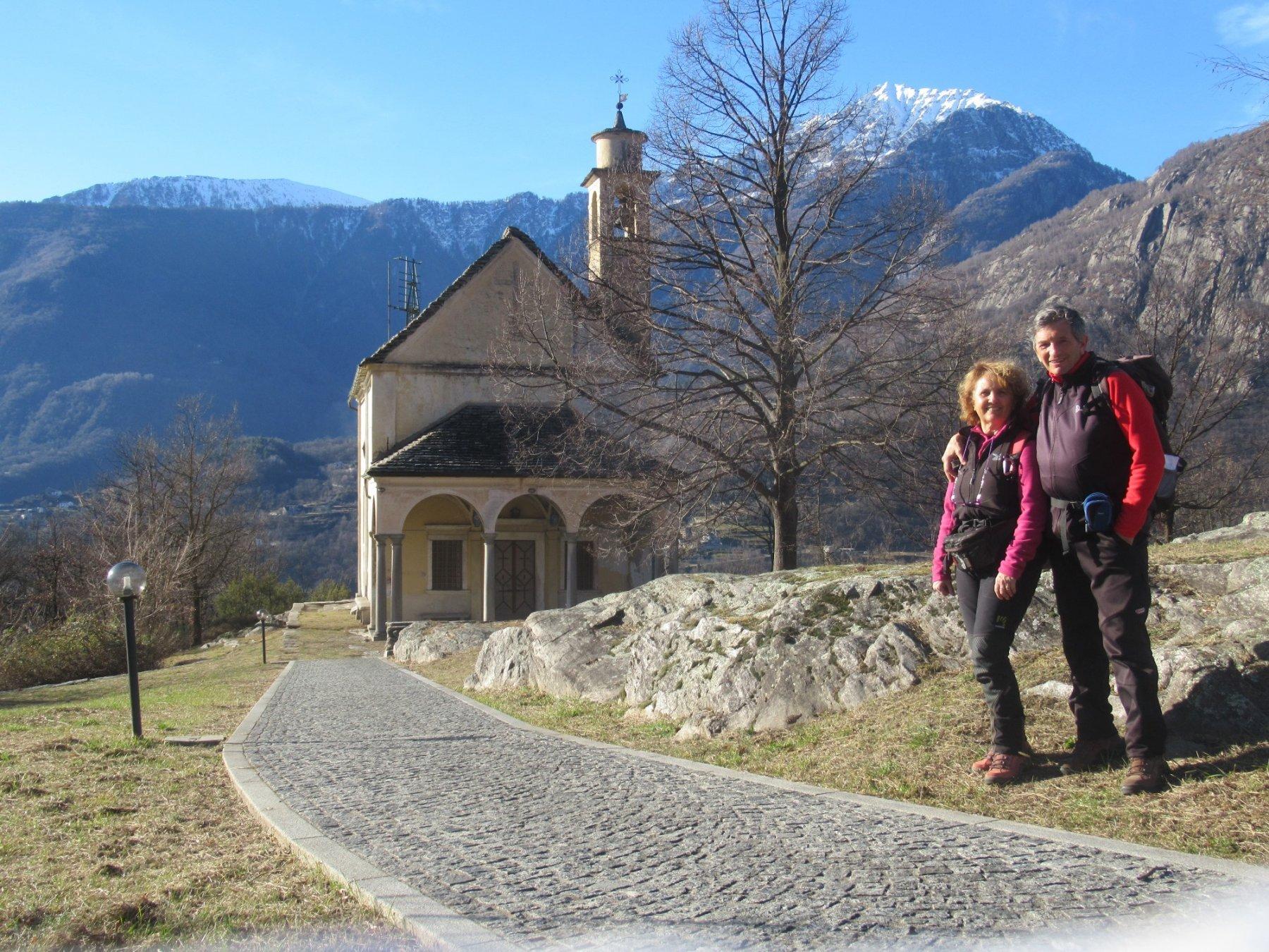 Fraz. Chiesa Oratorio di San Sebastiano