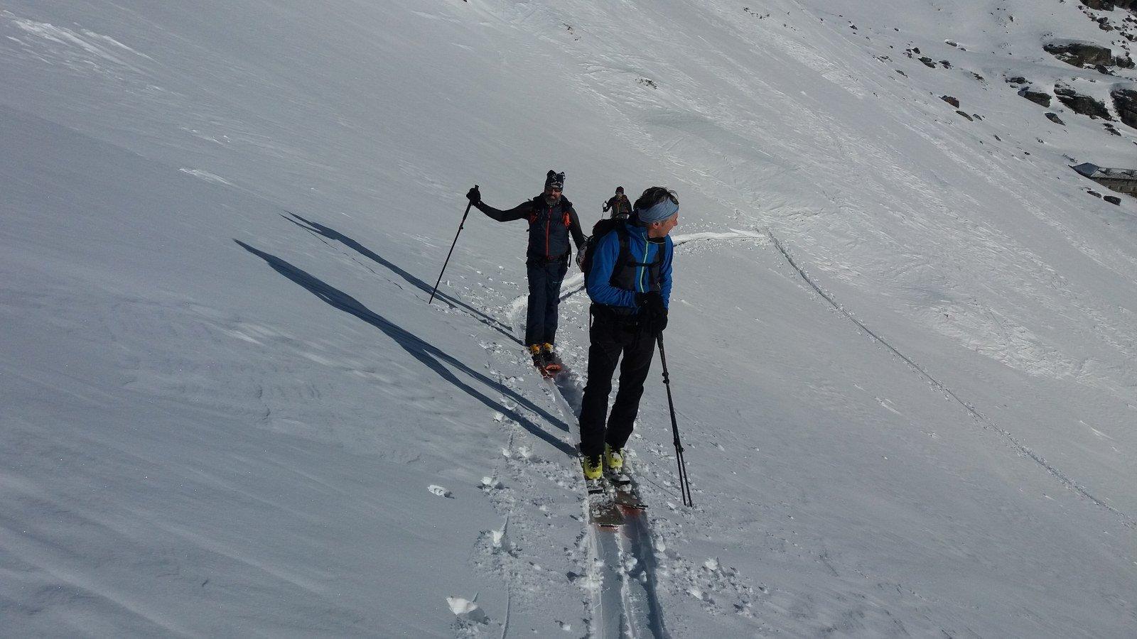 Sopra gli alpeggi
