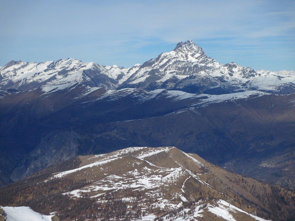 A gennaio neve magra a sud del Monviso