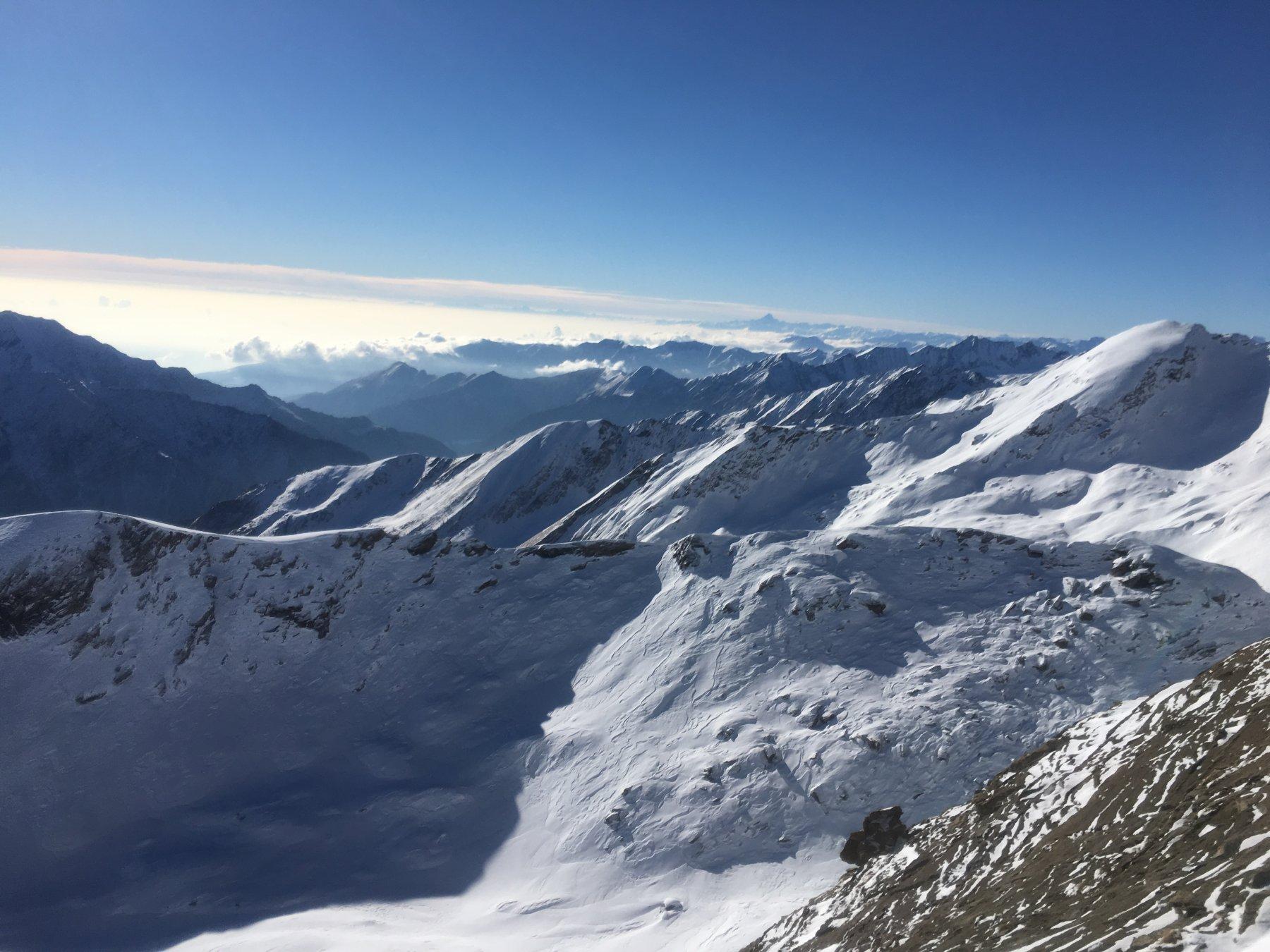 Verso la Val Soana e la Pianura