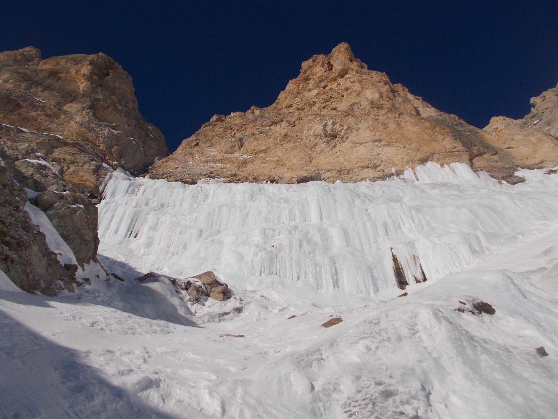 Seguret (Monte) Canale dell'Altare di Ghiaccio 2019-01-20