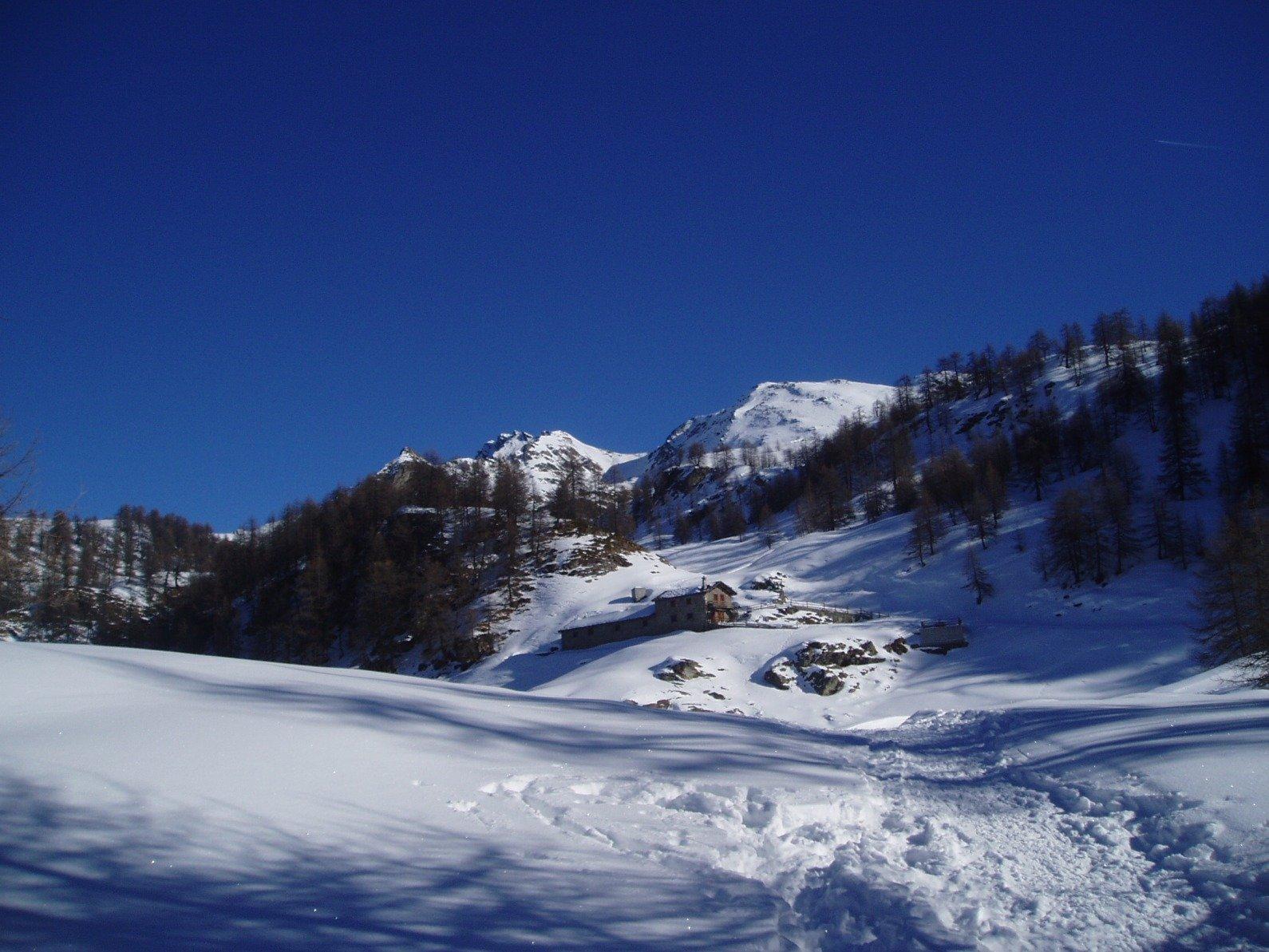 Alpe Clarey Superiore.