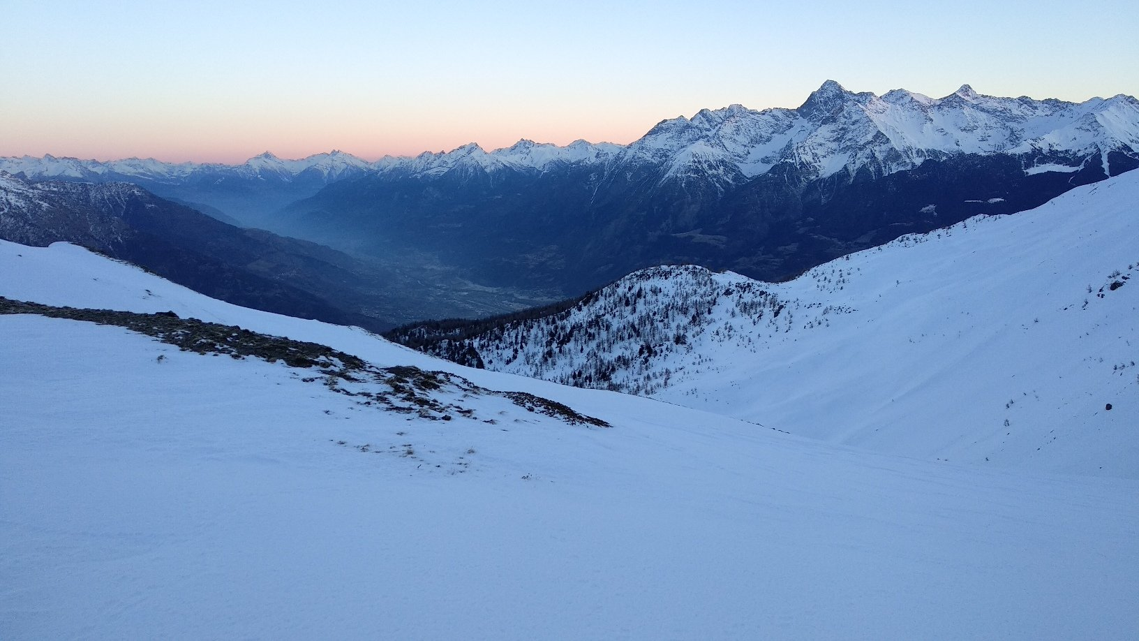 Il fondovalle - Aosta -