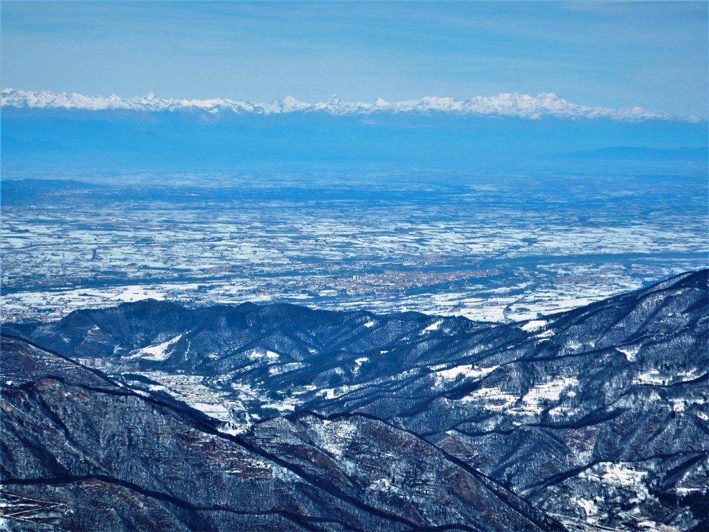 Un Cuneo tra la neve...