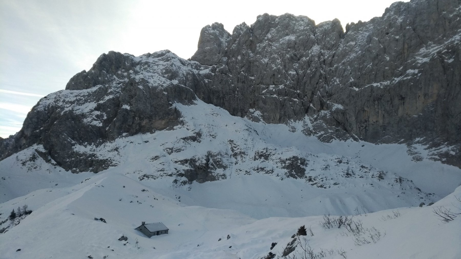 Presolana nord Dall'Albani