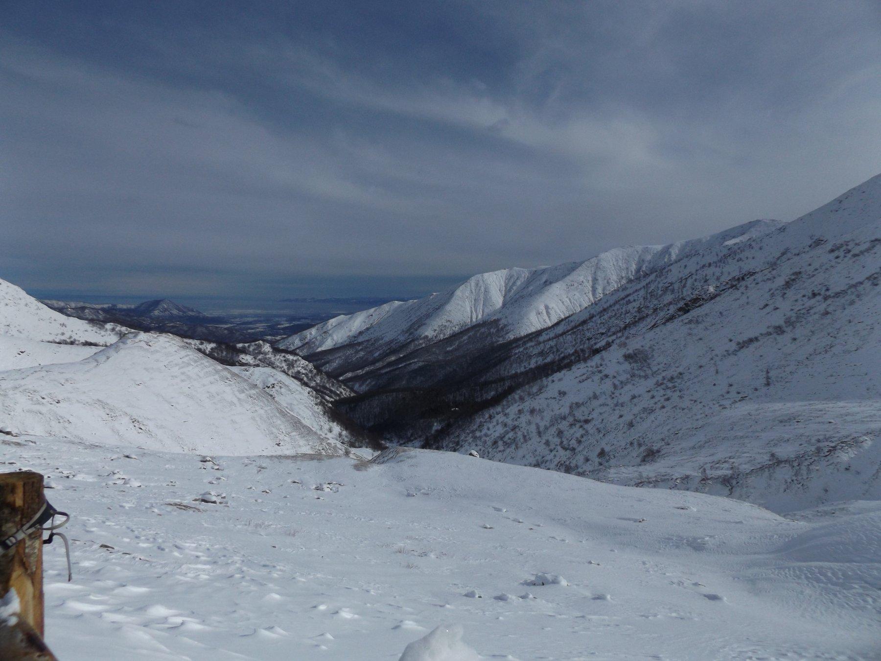 Panorama sulla pianura