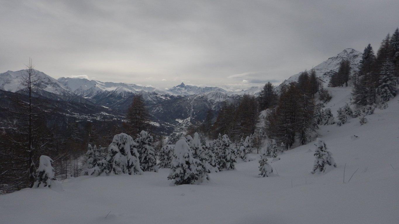 Tanta neve in alto