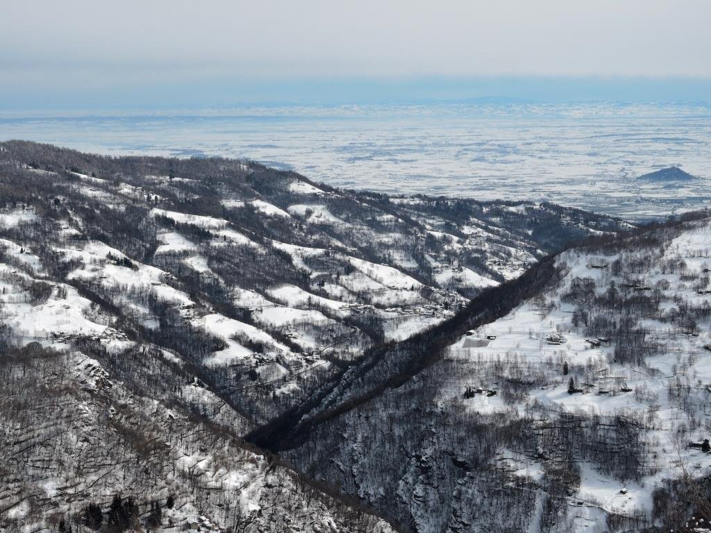 Media e bassa Val d'Angrogna