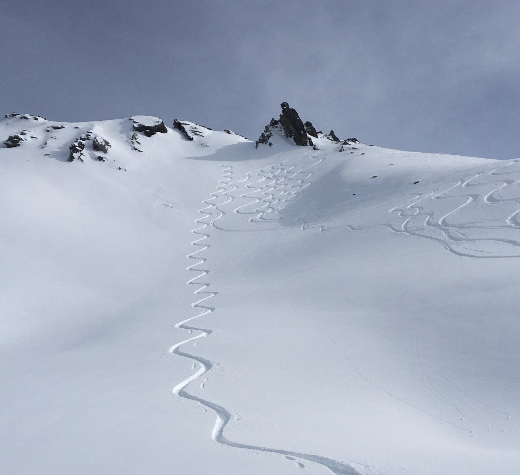 Prime curve dal Sigaro