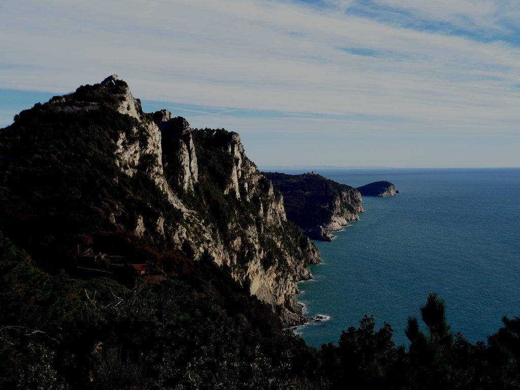 Riomaggiore - Portovenere, traversata 2019-02-12
