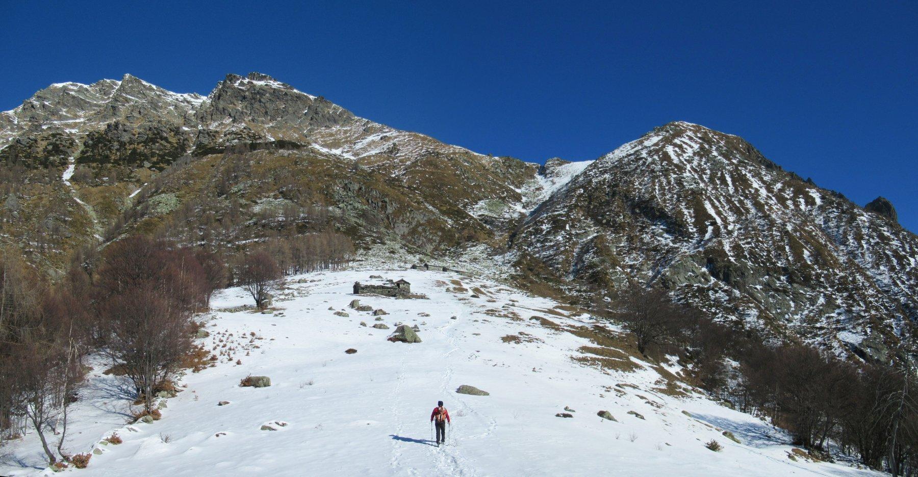 Arrio all'alpe Attia