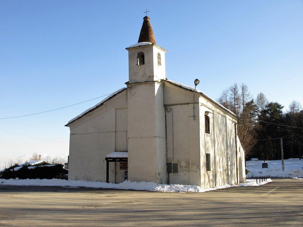 Santuario di S.Anna di Roccabruna