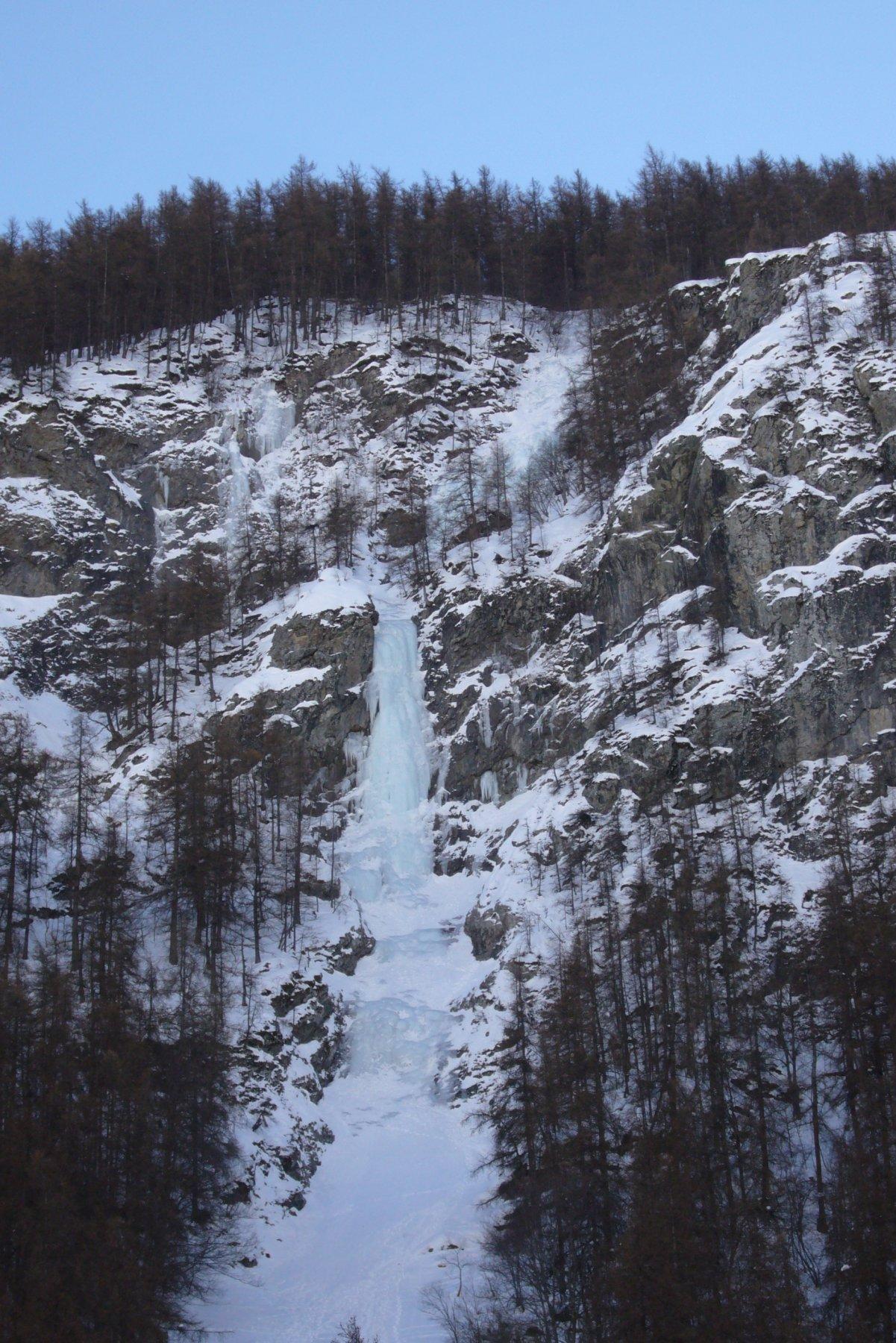 La Croupe de la Poufiasse (Cascata) 2019-02-14