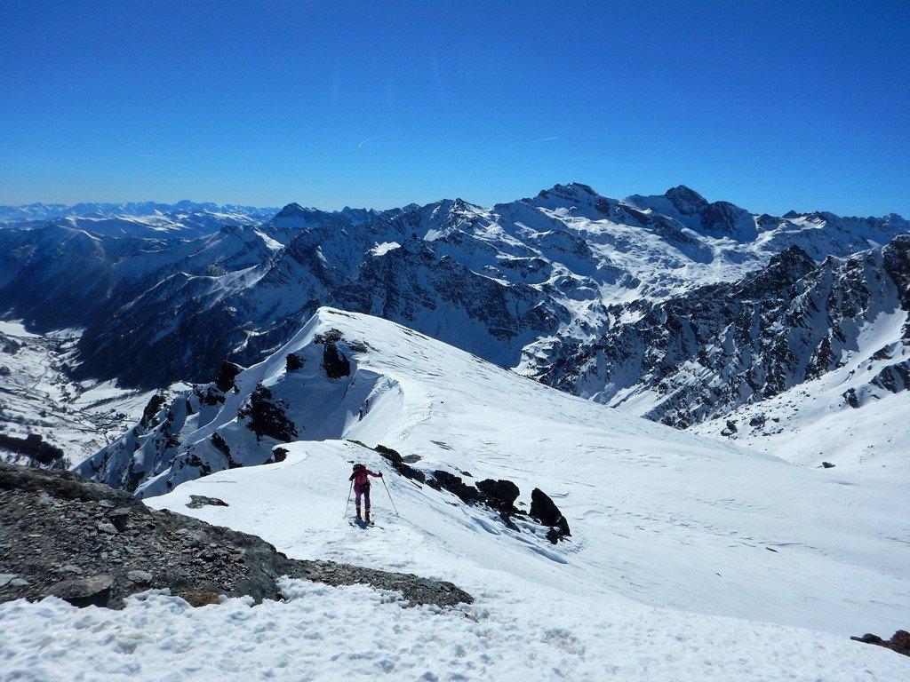 Alp (Punta dell') da Chianale 2019-02-16