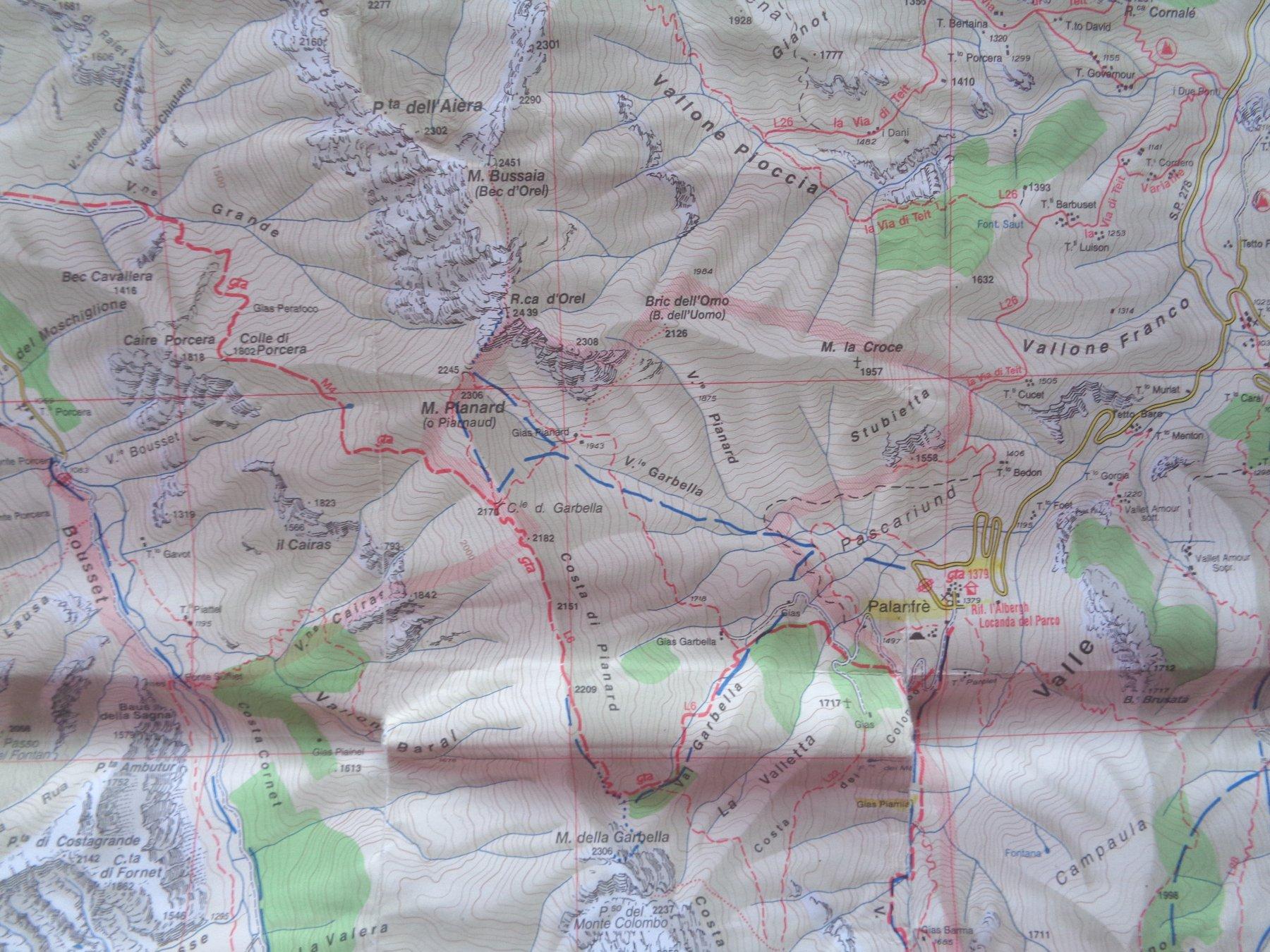 Cartina IGC