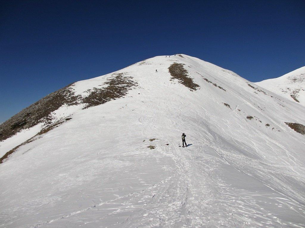 Il monte Pianard