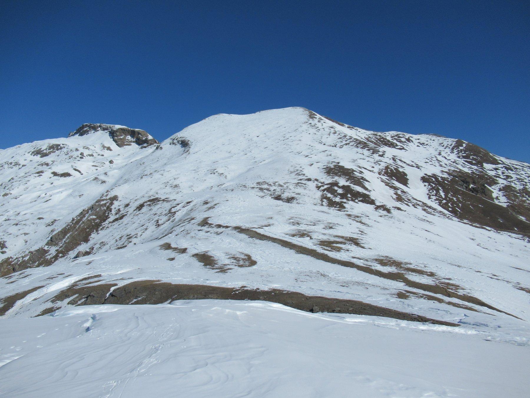 Monte Ruissas dal Monte Capell