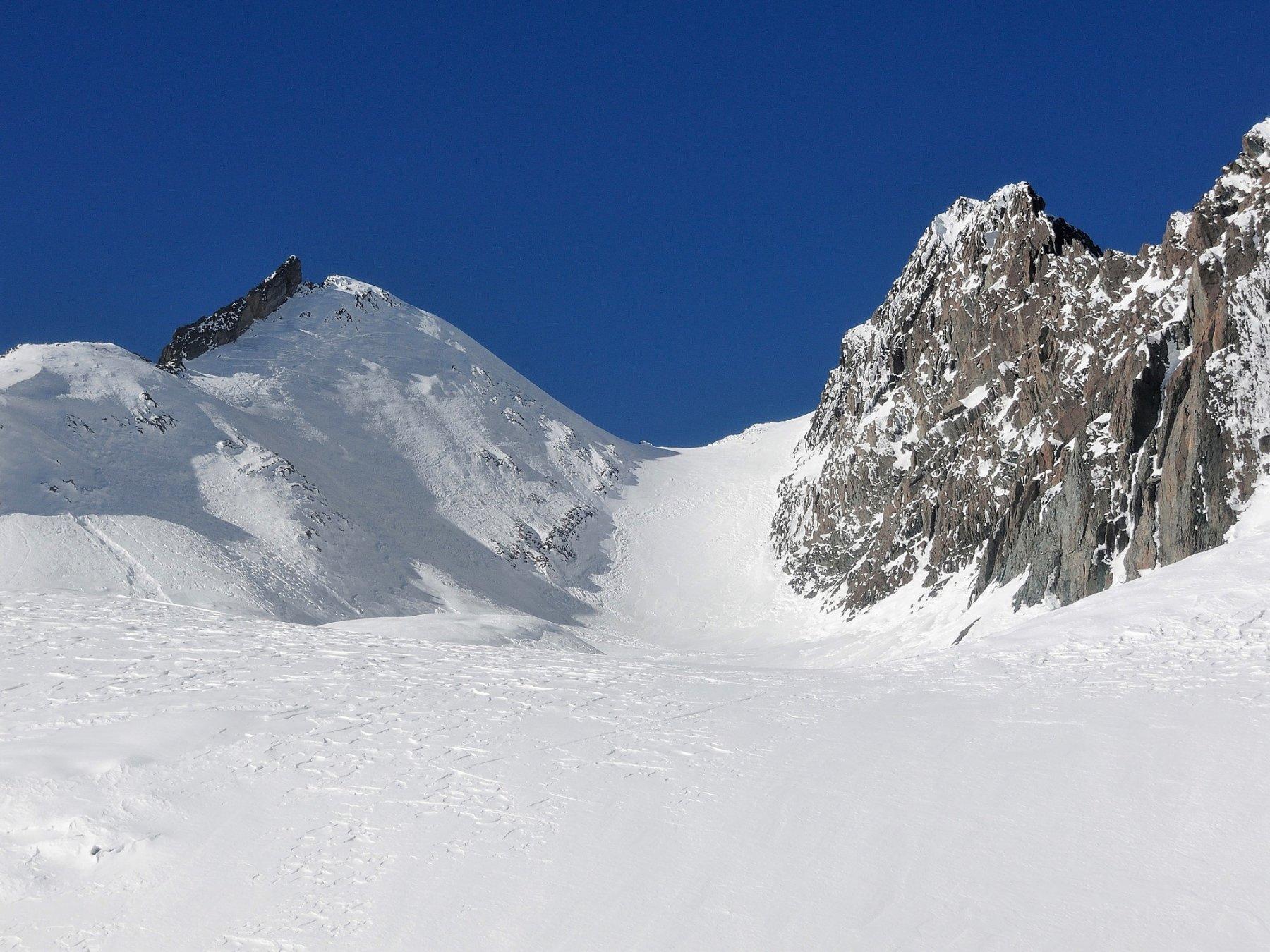Punta Gerla, Colle Marani e Schwarzhorn