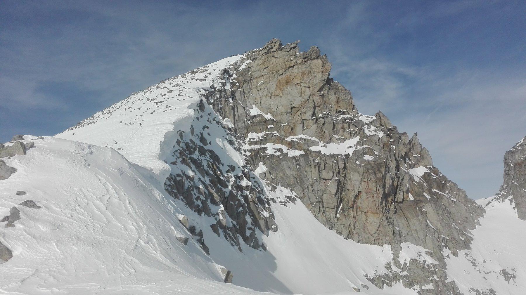 La punta di Valdeserta