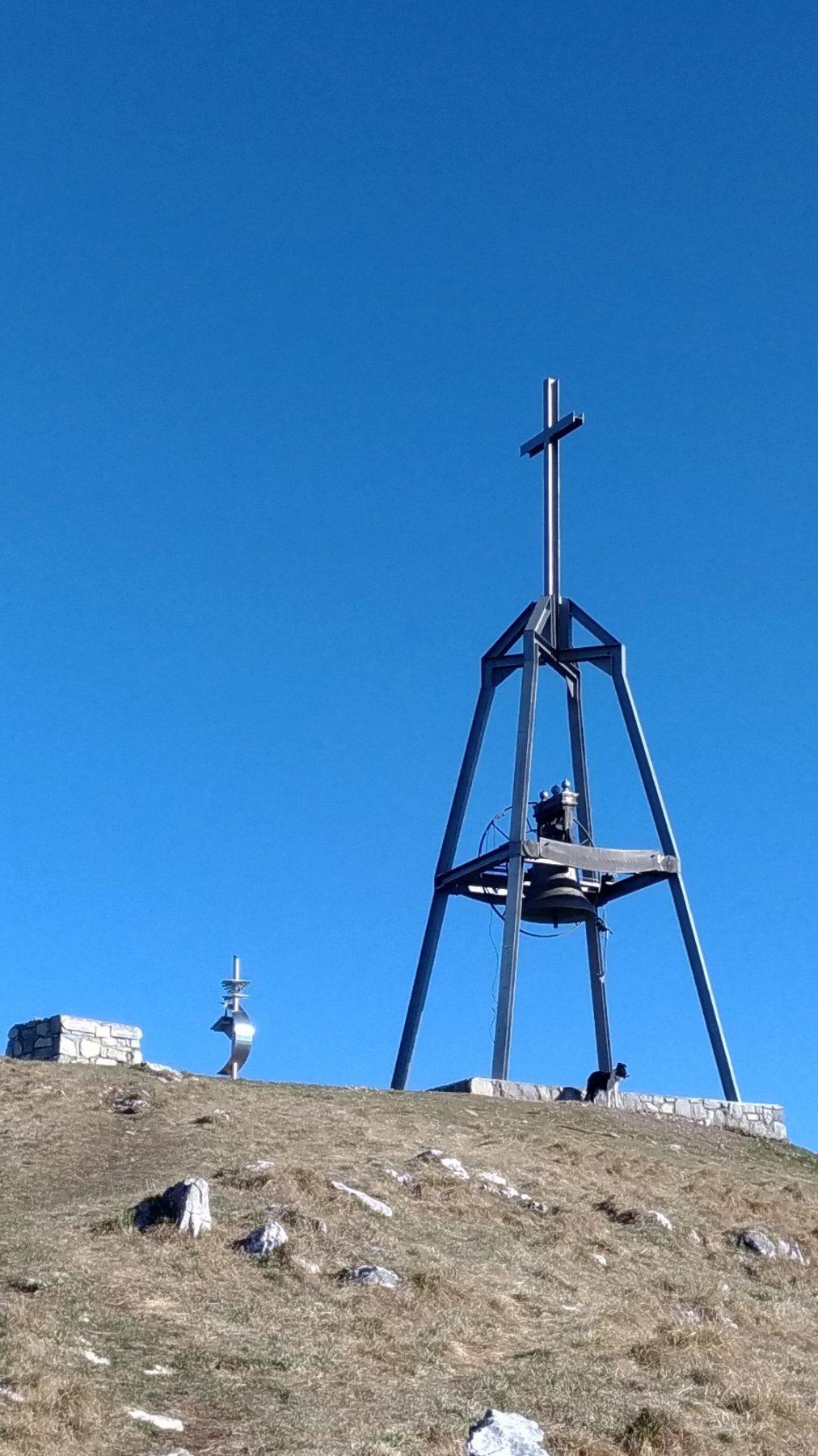 Vetta del Bronzone 1334 m