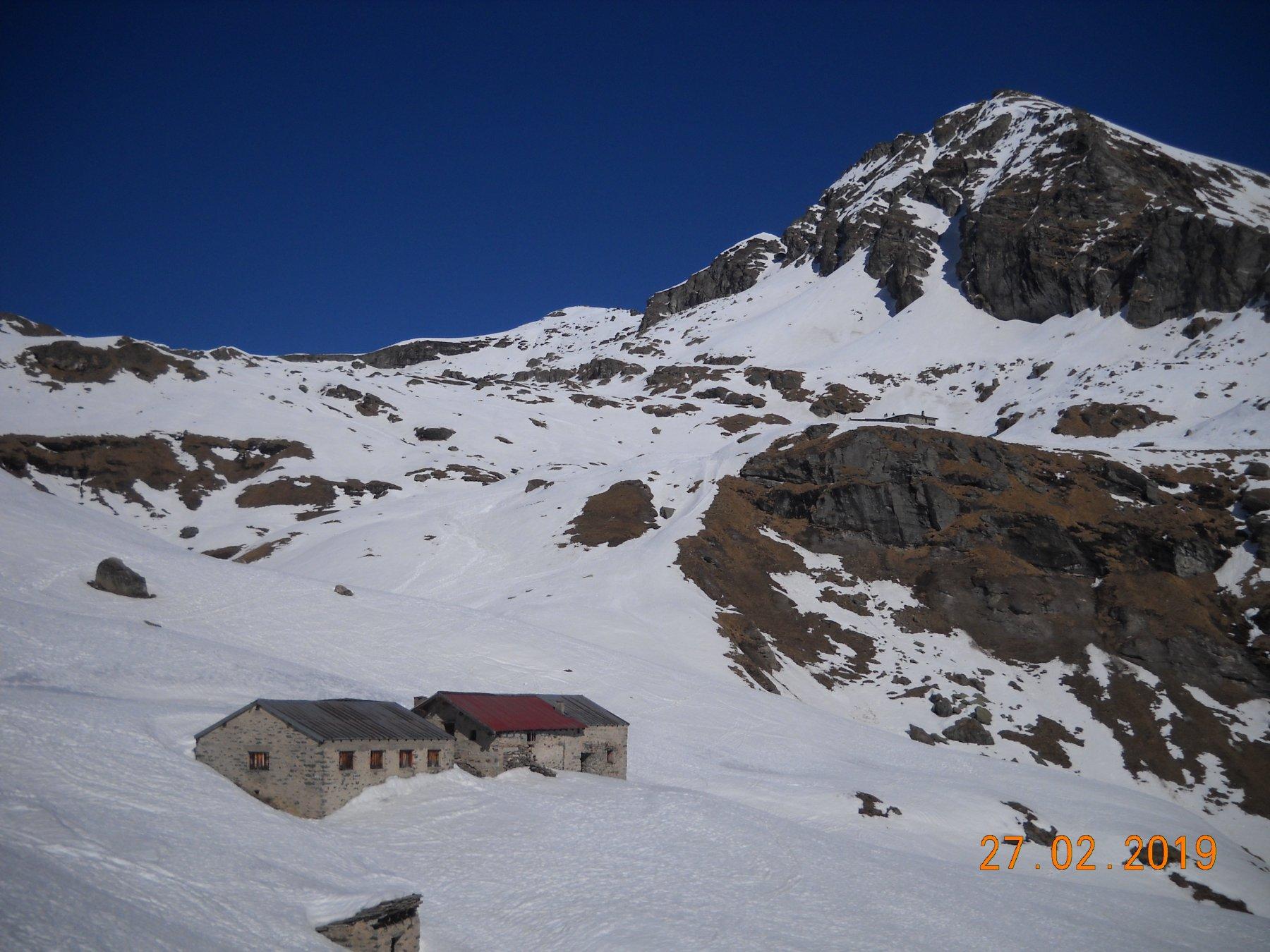 ultimo tratto alpe Palasinaz