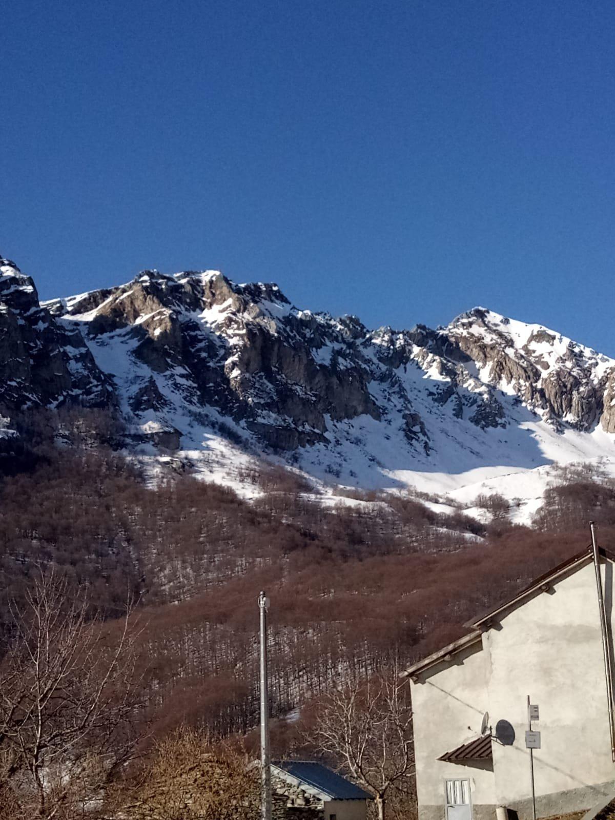 Antoroto (Monte) Cresta Est 2019-02-28