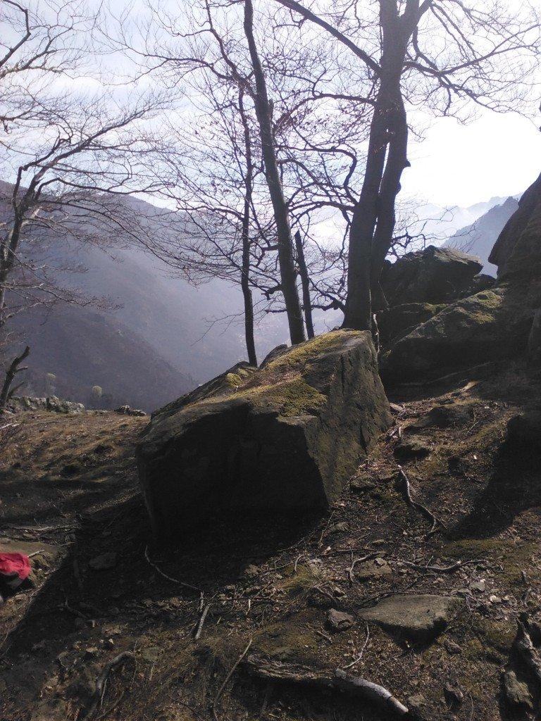 Un terrazzo sulla valle