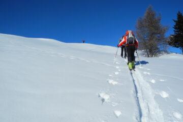 Verso la cima   I   Vers le sommet   I   Towards the summit   I   In Richtung Gipfel   I   Hacia la cumbre