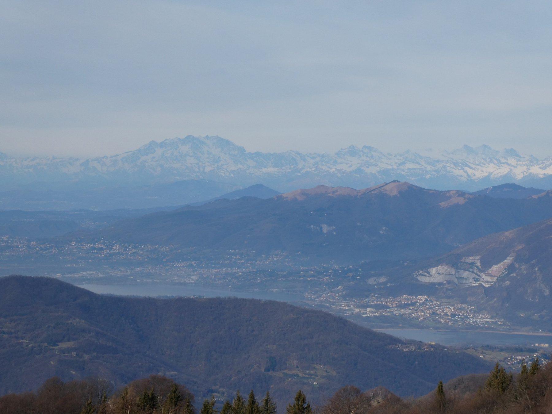 Stagione magra per Monte Rosa e Michabel