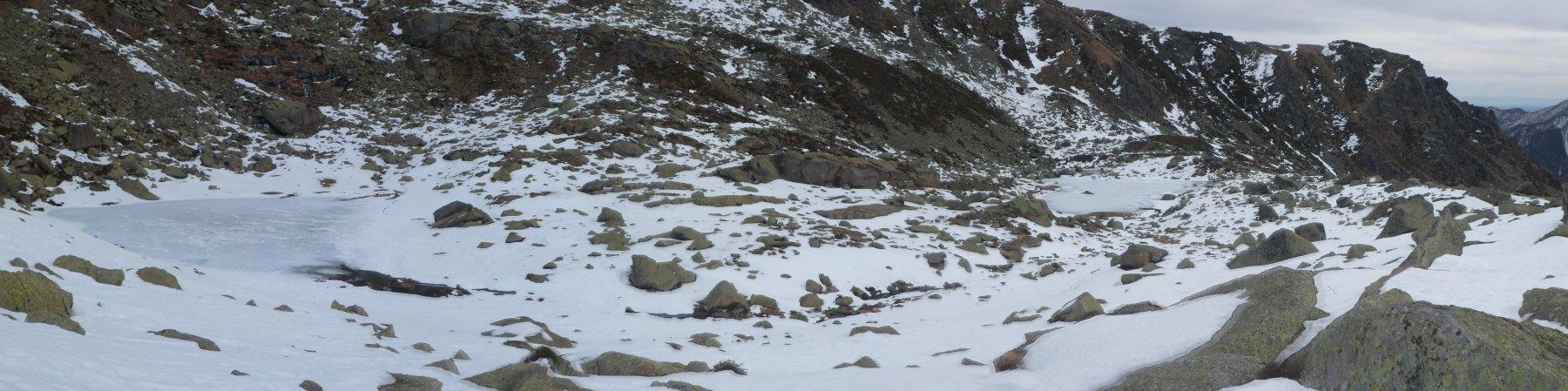I laghi ghiacciati