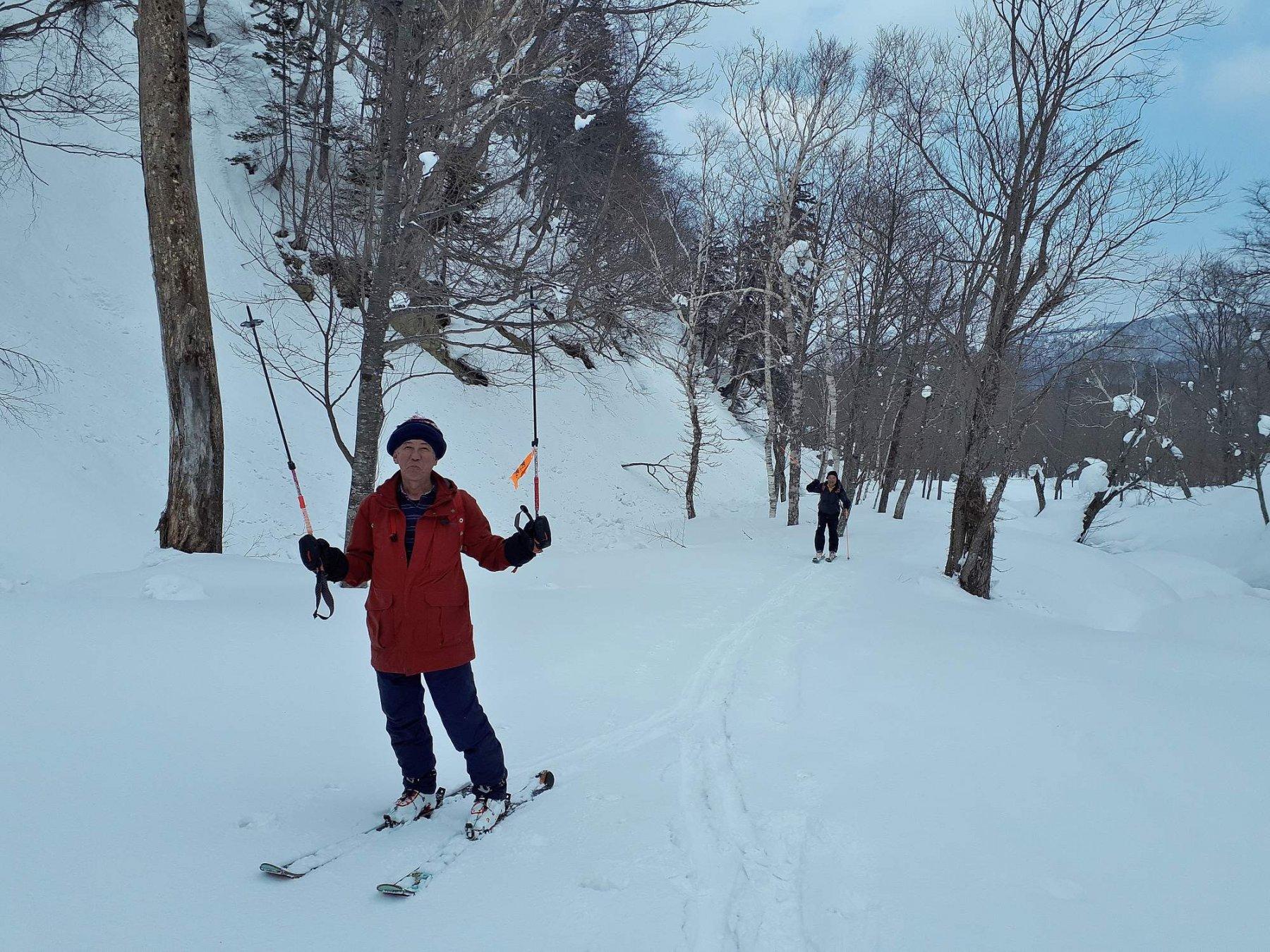 Yoichi (Mount) Kiroro 2019-03-02