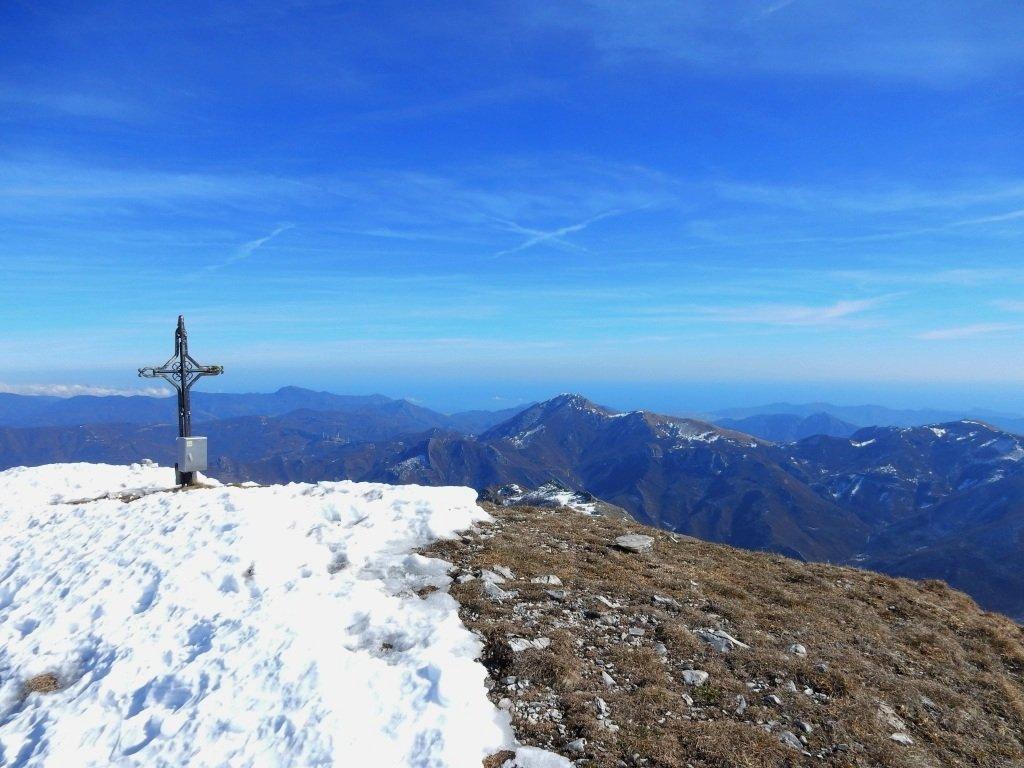 verso il monte Galero