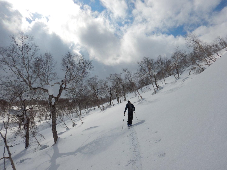 Mekunnai(Mount) Niseko region 2019-03-08