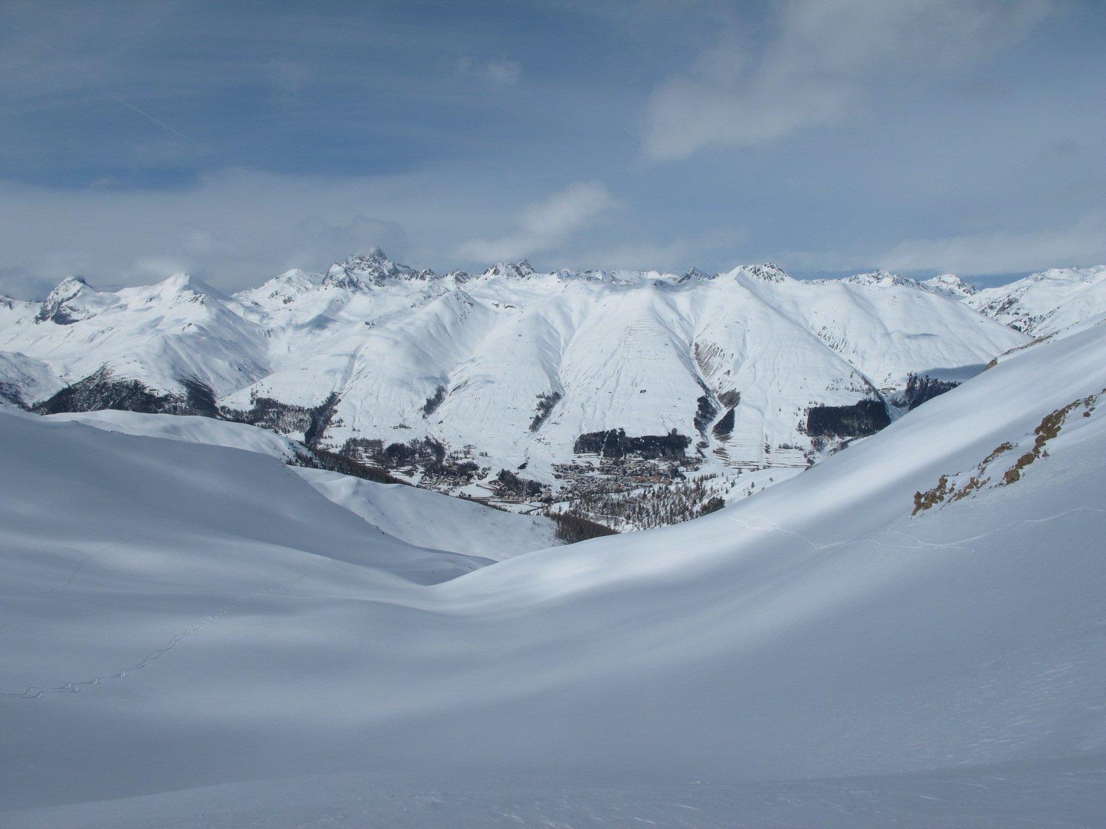 Val Arpiglia dalla fuorcla Giavagl