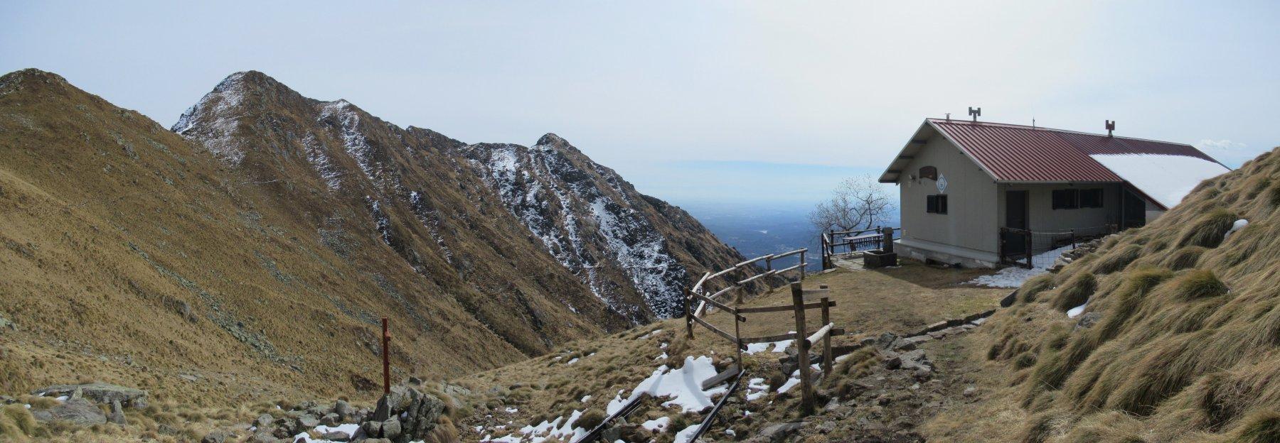 Rifugio Monte Barone di Coggiola