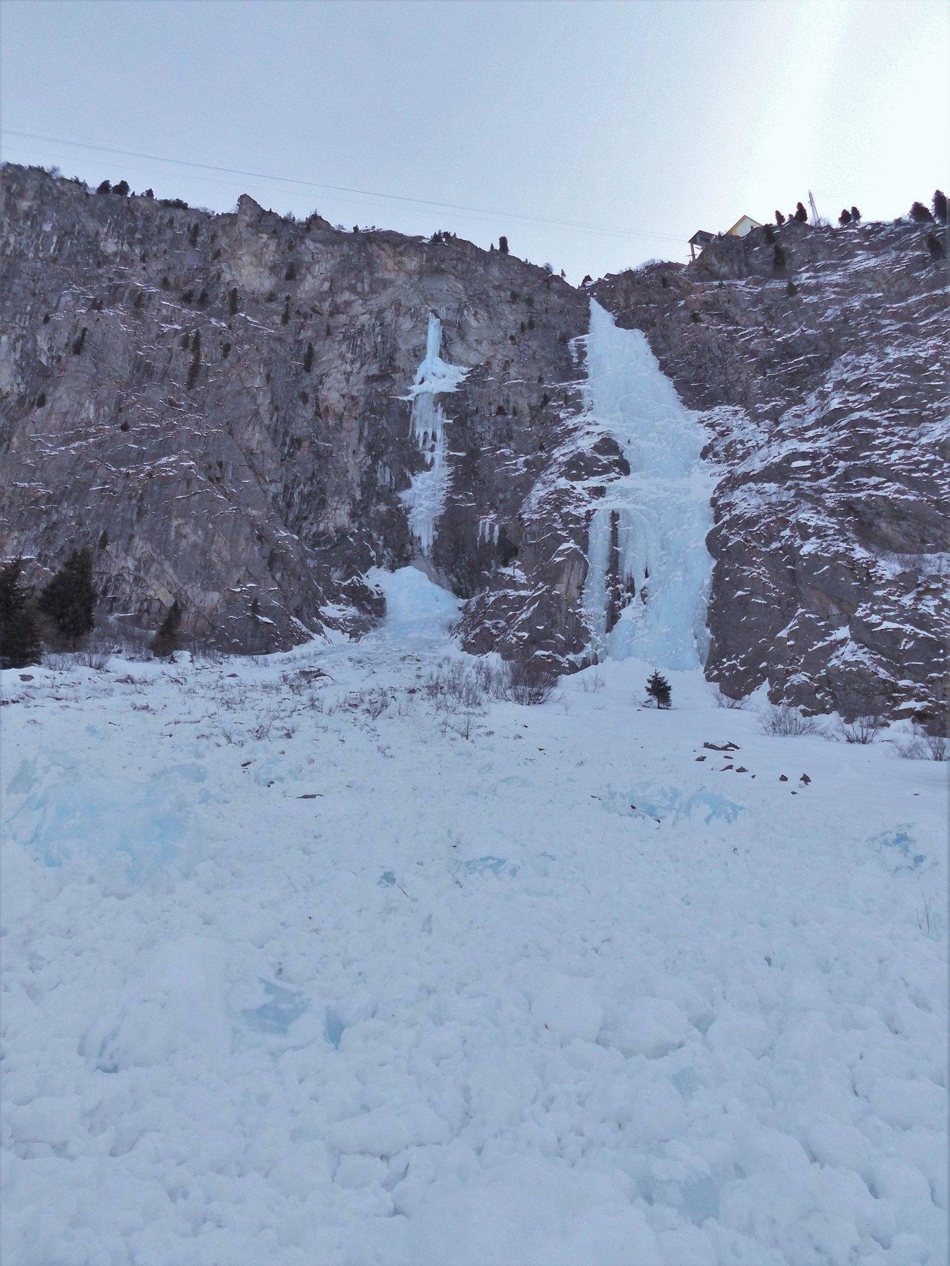 Val d'avio Cascata funicolare 2019-03-14