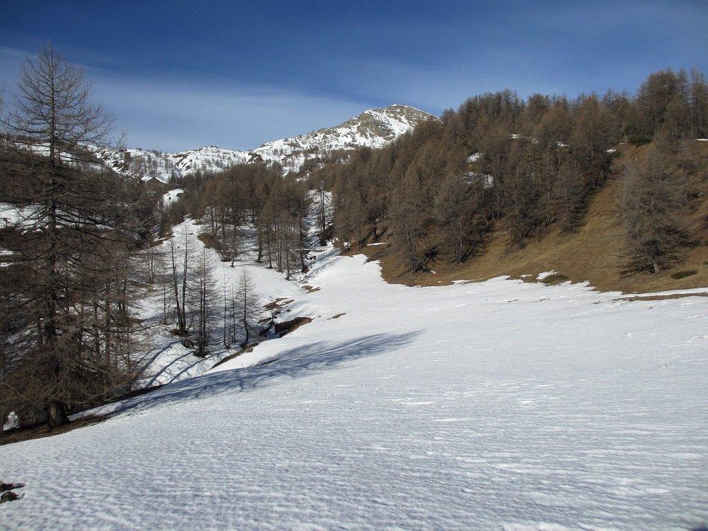 Monte Bertrand da Poggio Lagone