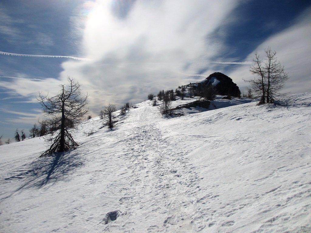 La cima Missun