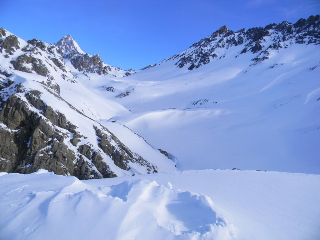 Cassille (Tete de la) da le Pont de l'Alp 2019-03-16