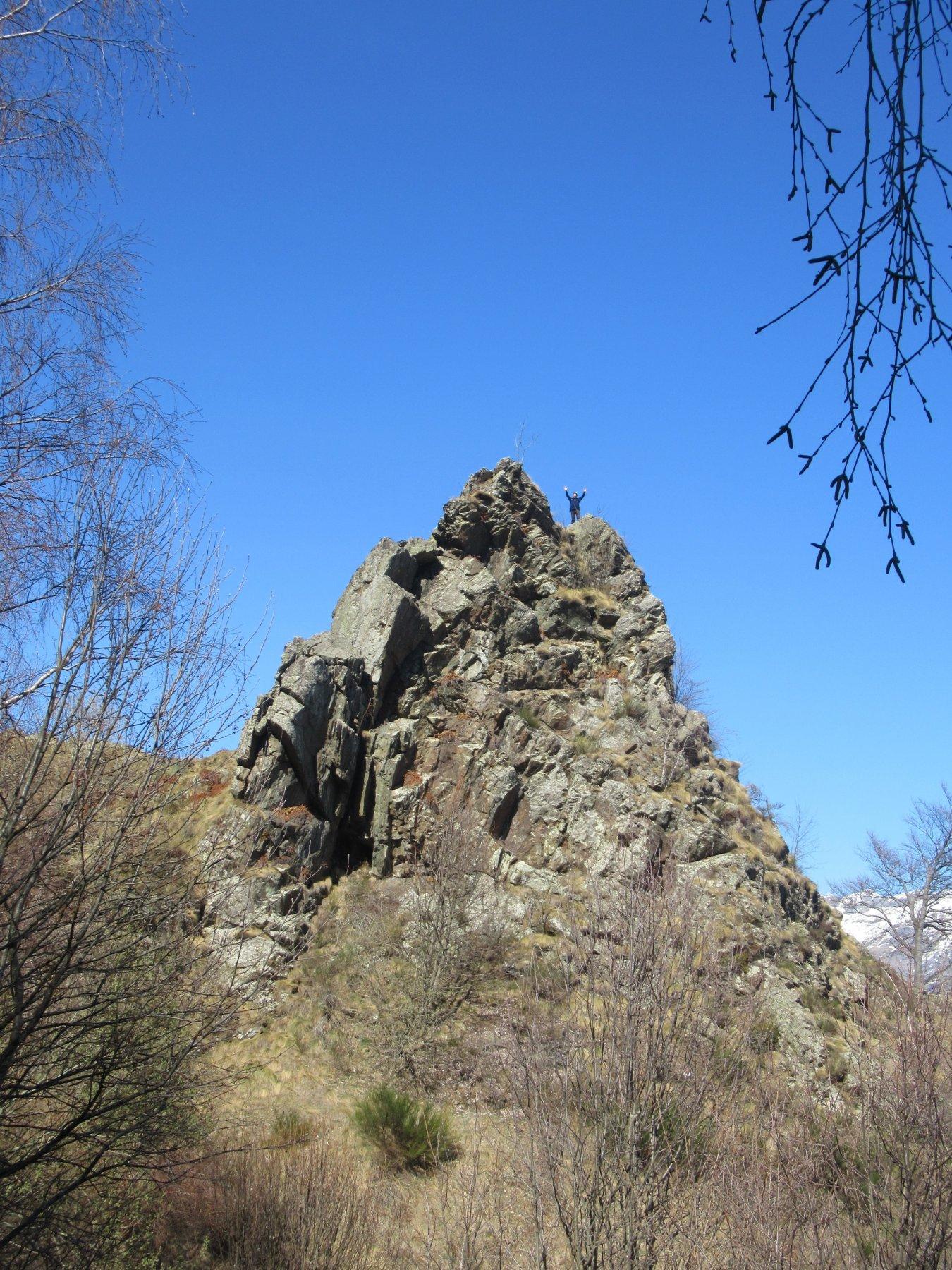 Spuntone roccioso
