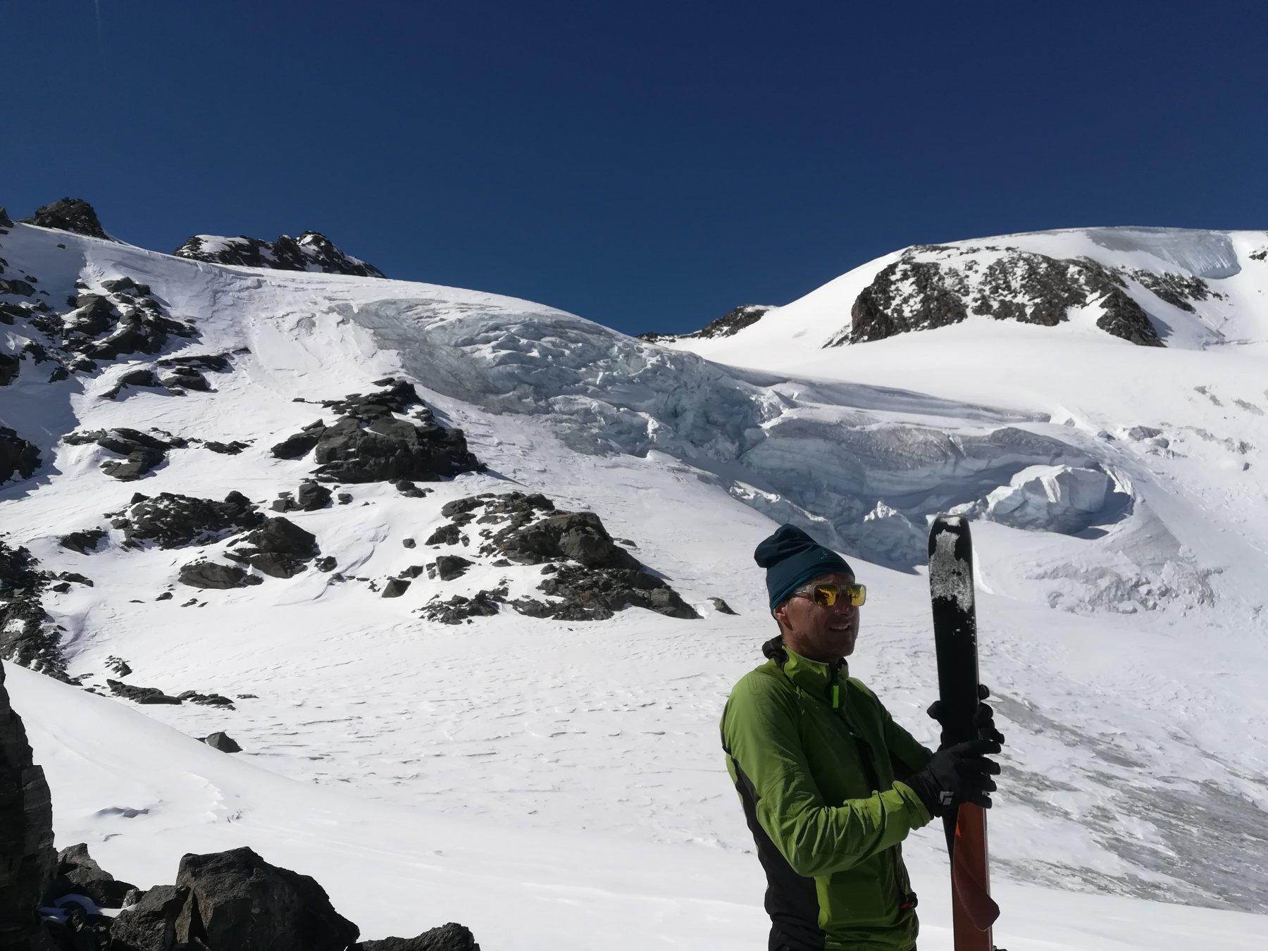 Vista sul Mont Velan